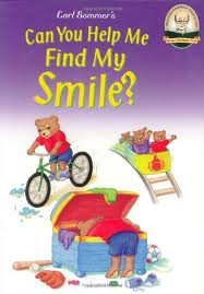 Can You Help Me Find My Smile? Book Review!