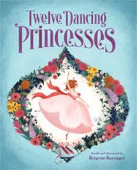 12 Dancing Princesses Book Review!