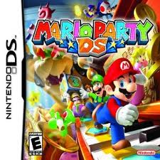 Mario Party DS Game Review!