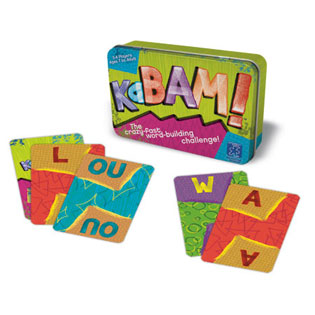 KaBAM! Educational Word Game Giveaway!!