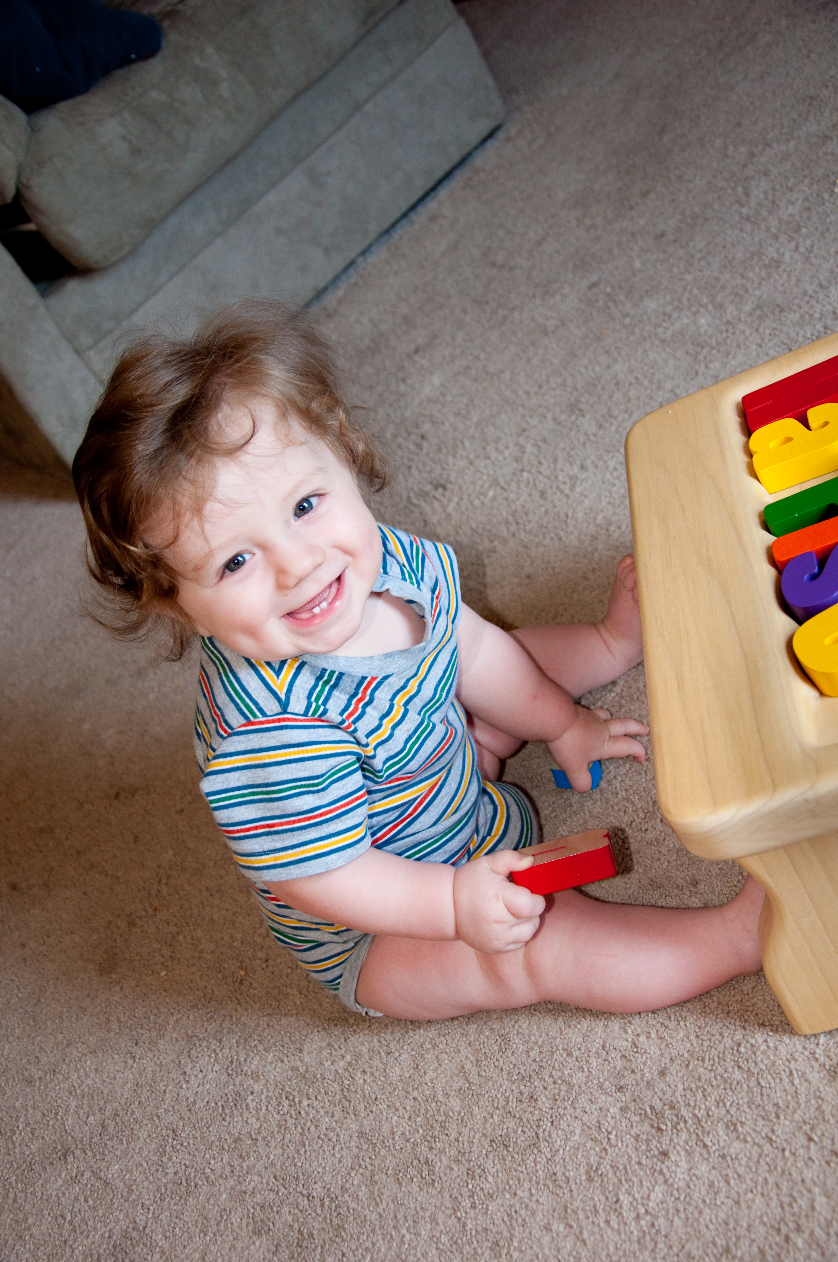 TLC Woodcrafters Name Puzzle Stool Review