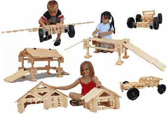 Timberworks Toys Review!!