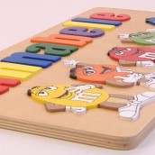 TLC Woodcrafters – M&M Personalized Puzzle Giveaway!