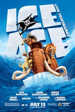 Ice Age 4: Contintental Drift Clip!