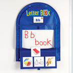 Learning Resources – Letter Box Activity Set