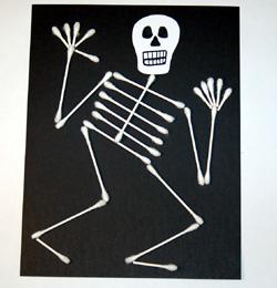 Skeleton Activities!