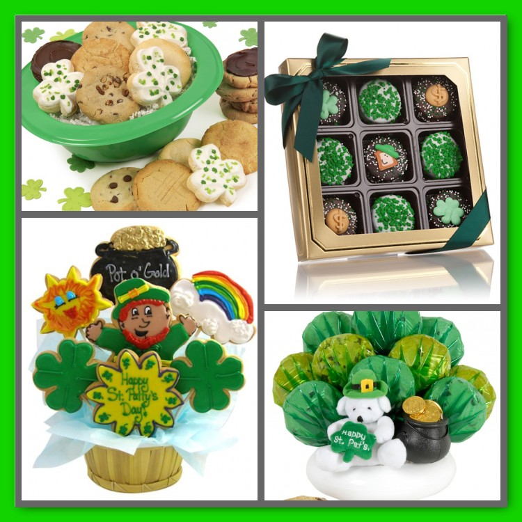 St. Patrick's Day Cookie Bouquet Giveaway!