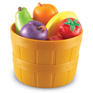 New Sprouts Bushel of Fruit from Learning Resources Review and Giveaway!