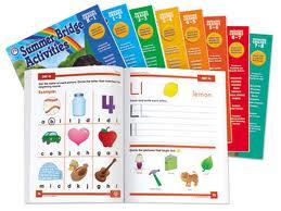 Summer Bridge Activities Review and Giveaway!