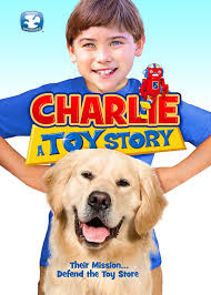 Charlie: A Toy Story Giveaway