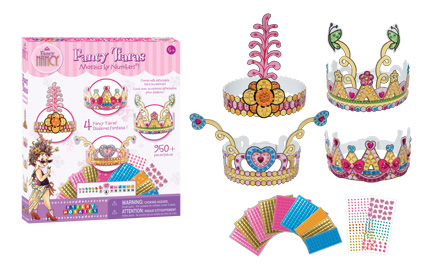 A Fancy Nancy Birthday with The Orb Factory