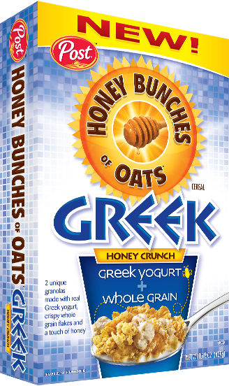 Honey Bunches of Oats Greek Honey Crunch Review and Giveaway