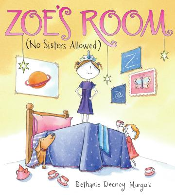 Zoe's Room from Scholastic Review and Giveaway