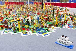 LEGO® KidsFest is coming to Portland! Coupon Code + a 2 Ticket Giveaway!