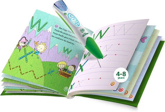 Introducing the LeapReader – Ready, Set, Read & Write!