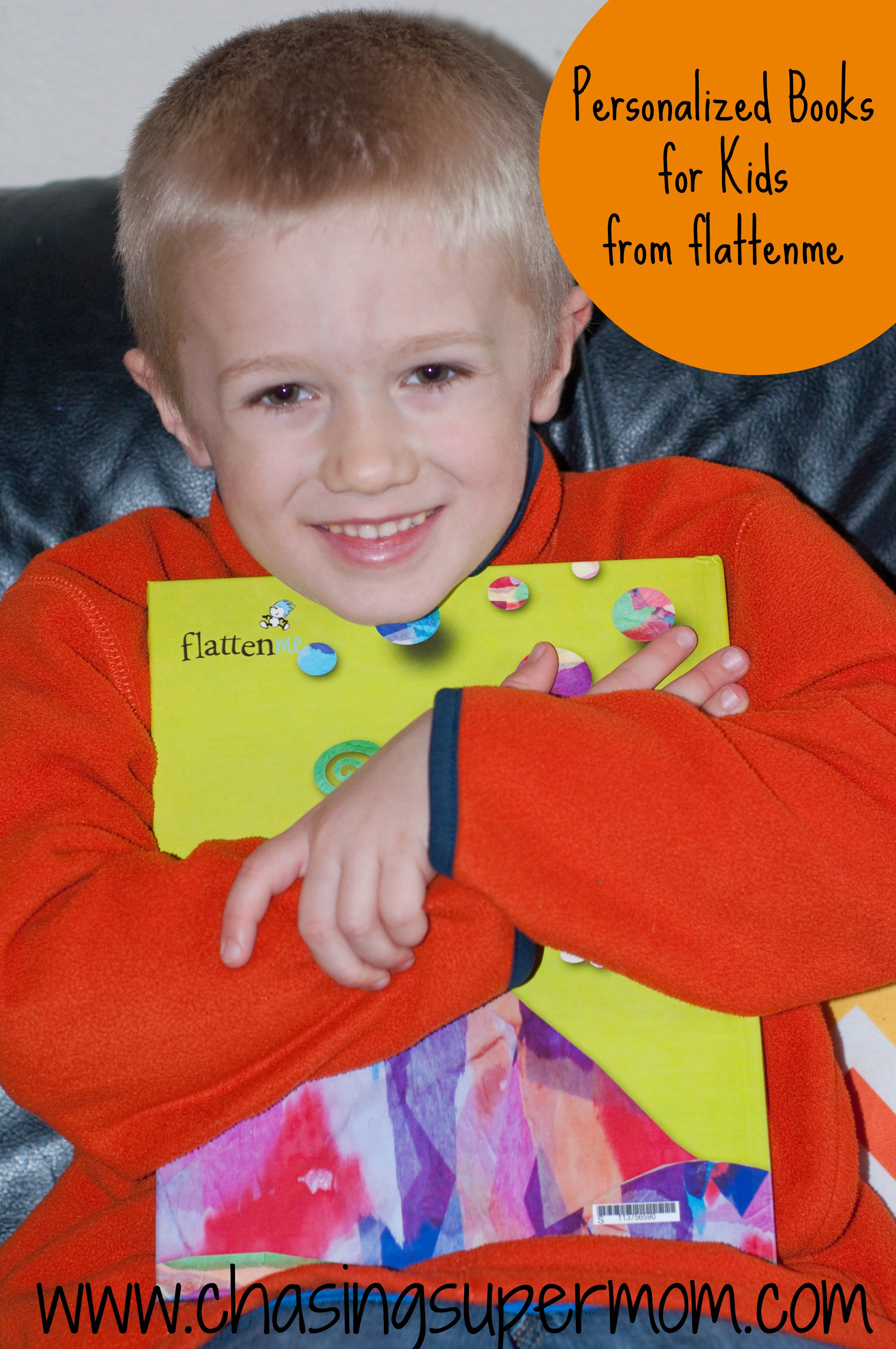 Personalized Children's Book from flattenme – Unique Christmas Gift for Kids