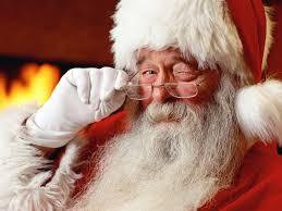 I Give You Permission: Santa