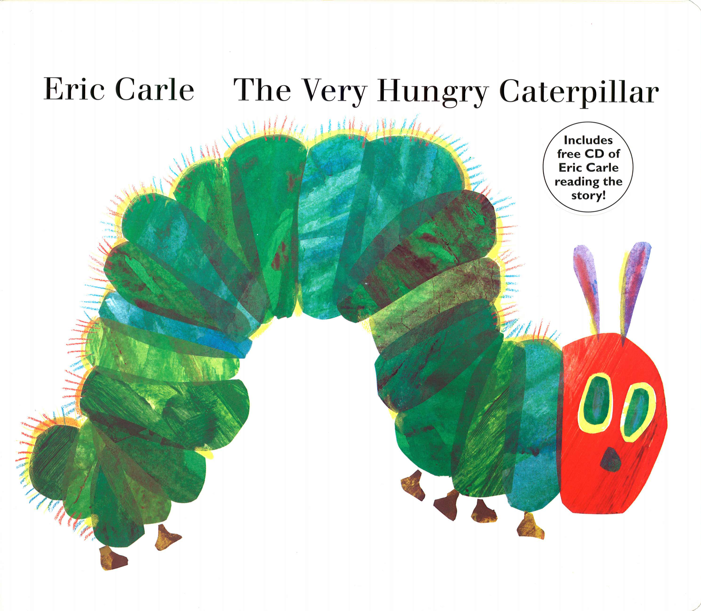 The Very Hungry Caterpillar 45th Anniversary Giveaway