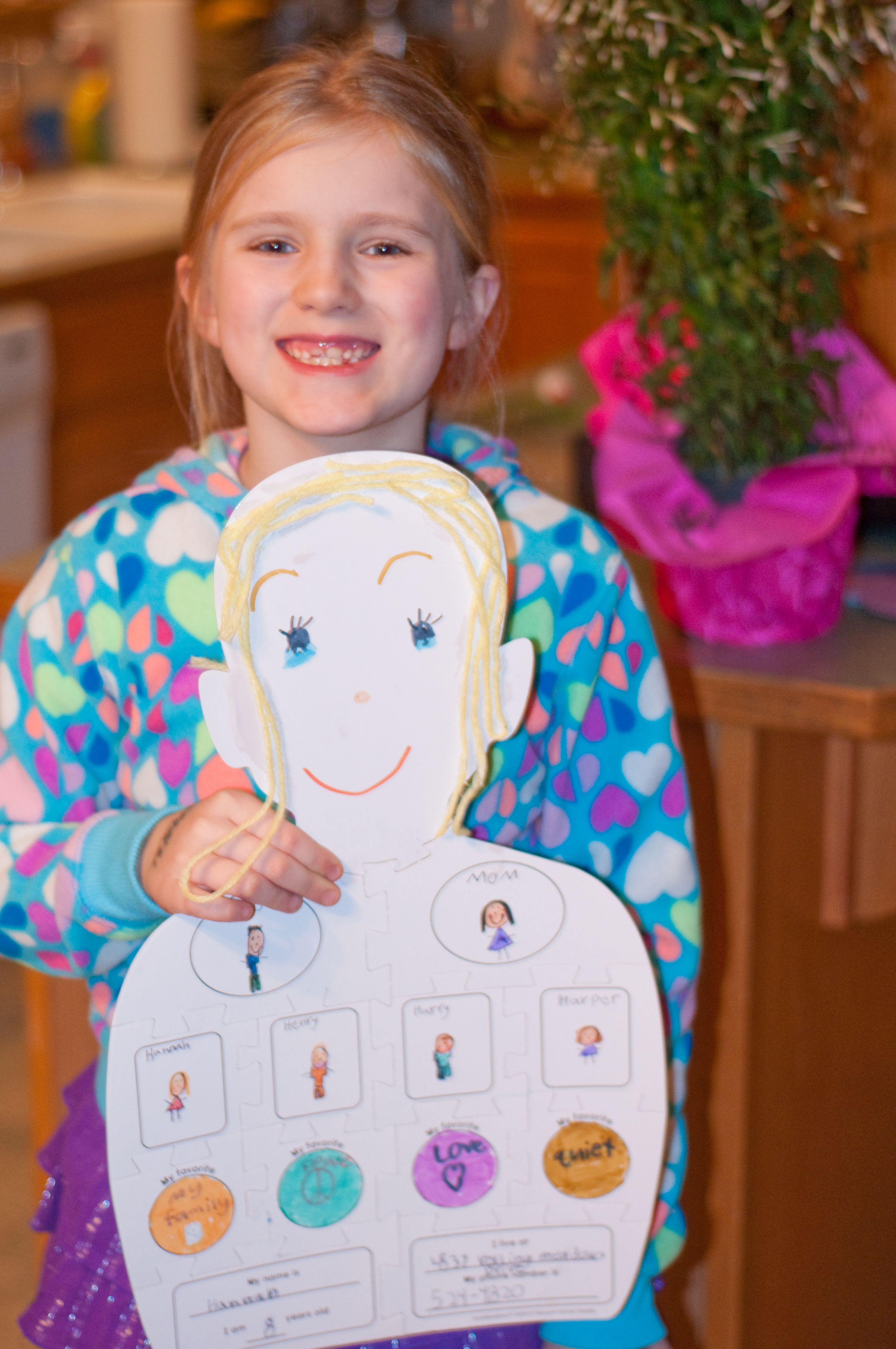 Excellerations® Story of Me Learning Craft + Fun and Creative Hands-on Project for Kids