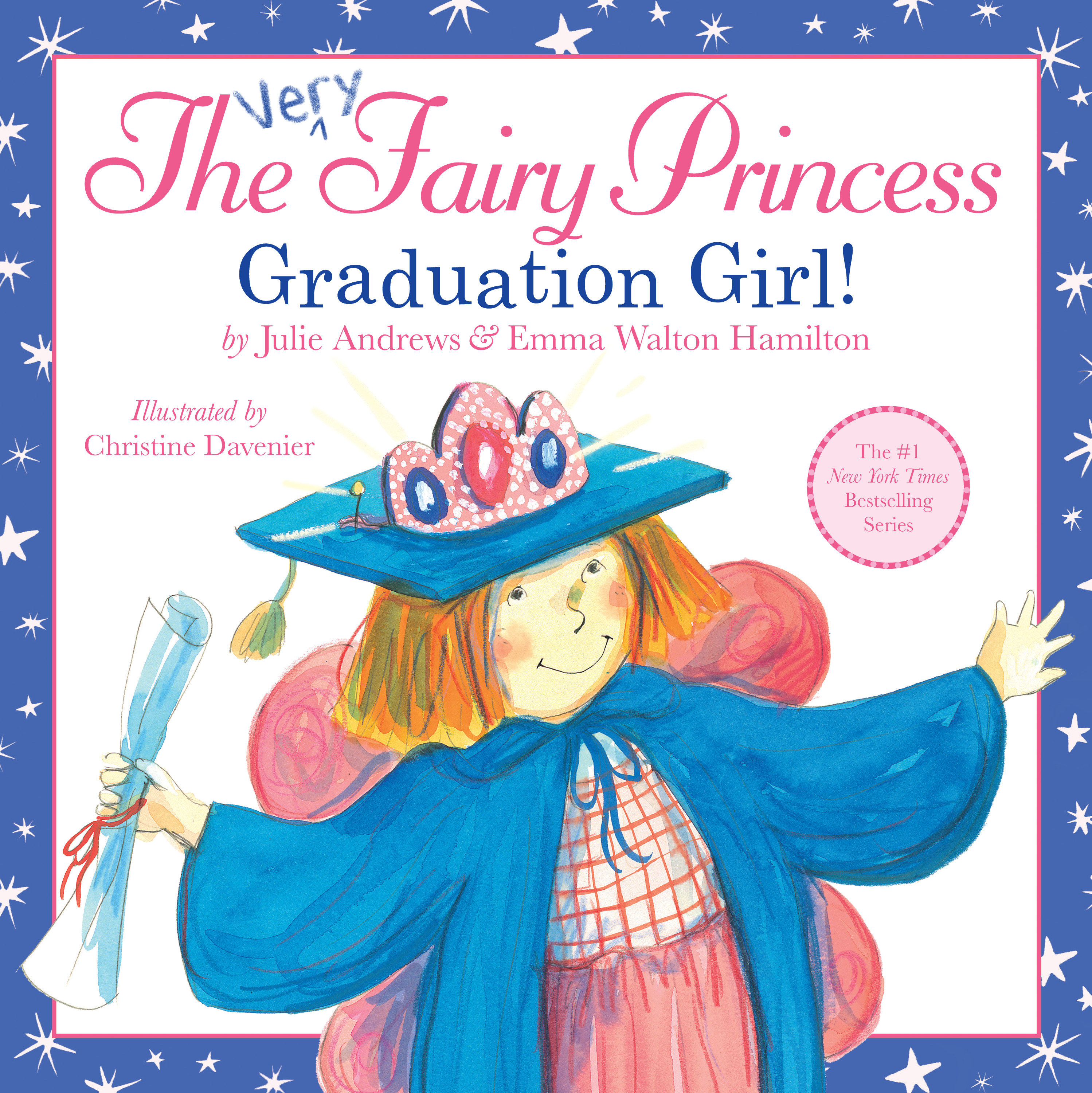 The Very Fairy Princess: Graduation Girl – Book Review and Giveaway
