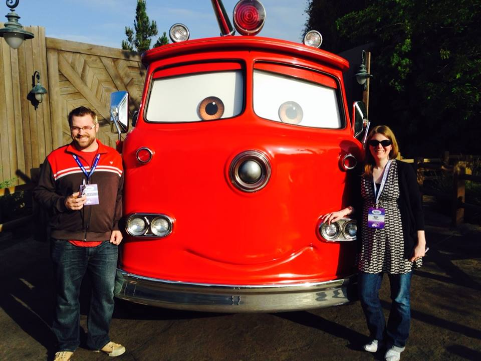 Love is in the Details – Cars Land & Route 66 #DisneySMMoms