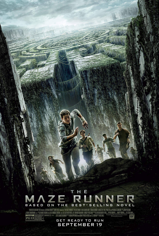 The Maze Runner Movie Trailer – In Theaters Sept. 19th! #MazeRunner