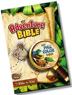 The Adventure Bible Review and Giveaway