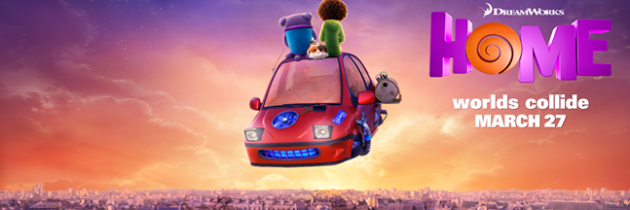 Get a Sneak Peek at Home from DreamWorks Animation