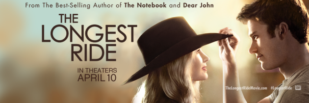 The Longest Ride Giveaway – Win a $25 Visa and Tote!