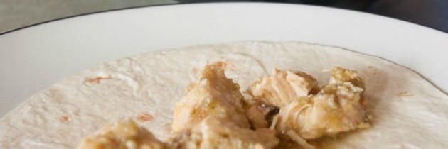 Crockpot Salsa Verde Chicken