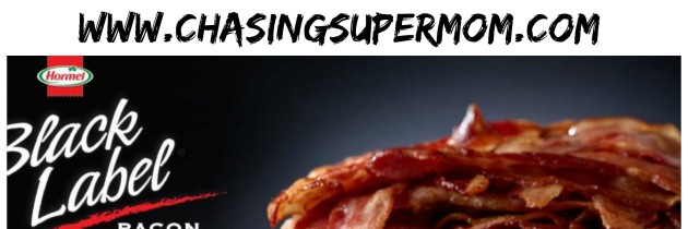 50 Ways to Use Hormel® Black Label® Bacon – Bacon Bucket List #Bacon