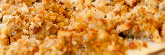 Zaycon Chicken & Stuffing Casserole