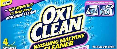 Oxiclean Washing Machine Cleaner A Quick And Easy Way To