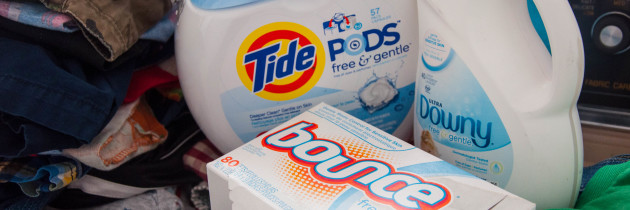 Keeping Our Family Comfortable with P&G Free & Gentle