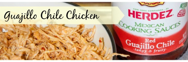 Guajillo Chile Chicken