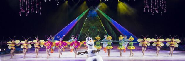 Disney On Ice: Frozen Review!