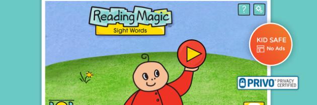 Bob Books Reading Magic – Sight Words App Review