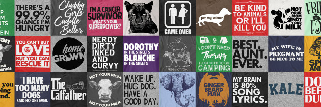 Happy Head Tees – Awesome Graphic T-Shirt Selection