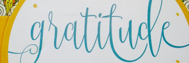 Gratitude: A Prayer and Praise Coloring Journal : Adding Gratitude to Your Quiet Time