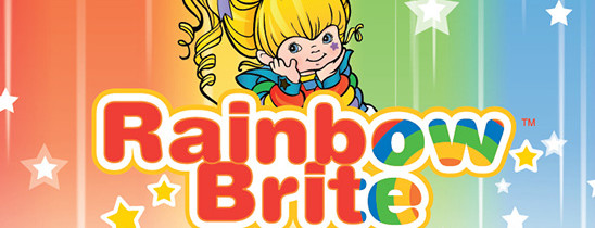 Rainbow Brite at Hallmark: Rainbow Brite Books Giveaway