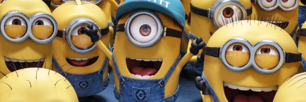 Despicable Me 3 Giveaway, Gear, Trailer, and MORE! Lots of Minion Fun!