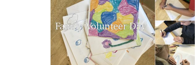 Family Volunteer Day 2017 – Get Involved In Your Community as a Family