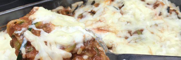 Baked Zucchiti