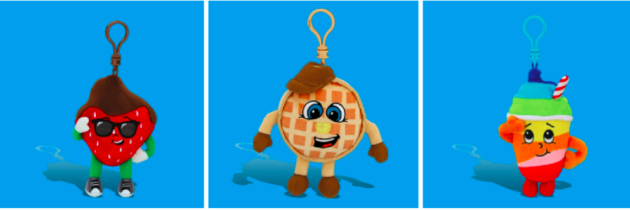Whiffer Sniffers Series 6: Scented Plush Collectibles + Giveaway!!!