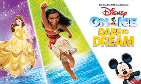 Disney On Ice Presents Dare to Dream in Portland, Oregon! Moana and More!