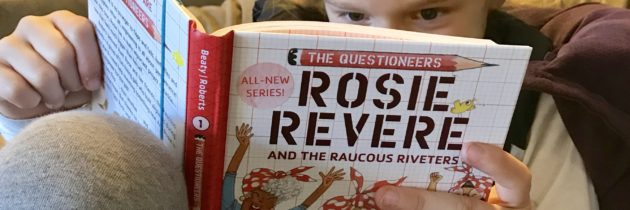 Rosie Revere and the Raucous Riveters: Book Giveaway!