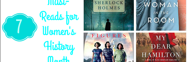 7 Must-Reads for Women's History Month