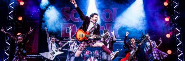 School of Rock is in Portland, Oregon! Get Your Tickets!