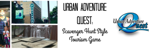 Urban Adventure Quest: Scavenger Hunt Tourism Game – Over 70 Locations! Coupon!