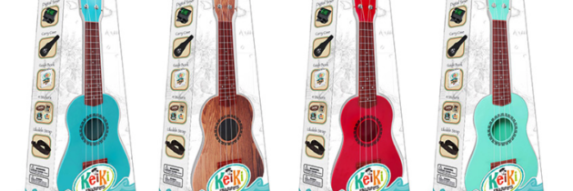 KeiKi Ukuleles: Perfect Instrument for Beginners and Beyond